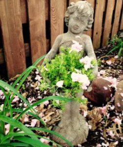 Tammi Wilkens Statue